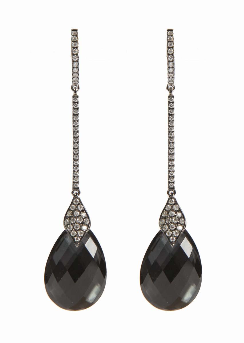 18k intricate handmade chain with fleur de Lis diamond stations